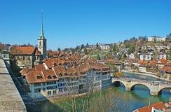 I gamla Berne Royaltyfria Foton