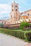 I gammal kloster Royaltyfria Bilder