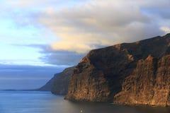 I giganti in Tenerife Immagine Stock