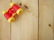I giocattoli binoculari Immagini Stock