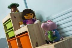 I giocattoli farciti fotografie stock
