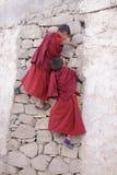 I giochi del monaco Fotografie Stock
