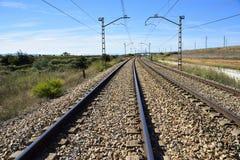 I giri della ferrovia Immagini Stock