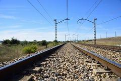 I giri della ferrovia Immagine Stock Libera da Diritti