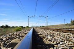 I giri della ferrovia Immagini Stock Libere da Diritti