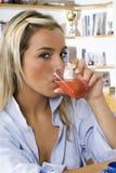 I glasss Immagine Stock