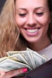 I Got Cash Stock Images