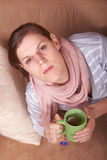 I Got The Flu Stock Images
