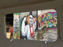 I graffiti Immagine Stock Libera da Diritti