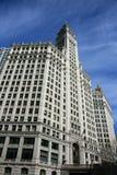 I grattacieli in Chicago Fotografia Stock