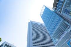 I grattacieli di Osaka Immagine Stock Libera da Diritti