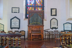 I Grooten Kerk arkivbilder
