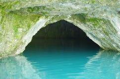 In i grottan Fotografering för Bildbyråer
