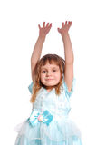 I am growing up Stock Photo
