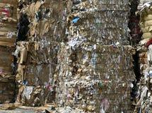 I gruppi per riciclano Fotografia Stock Libera da Diritti