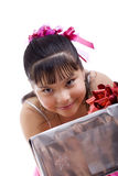 I have a gift for you!... Royalty Free Stock Photo