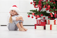 I have lots of presents Stock Photo