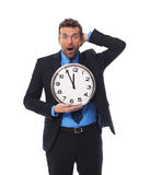 I have only 5 minutes! Stock Images