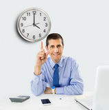 I have the solution in time Stock Images