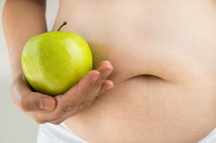 I have to diet Stock Images