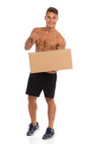 I Have Your Delivery Stock Photo