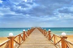 In i havet Fotografering för Bildbyråer