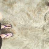 I havet Fotografering för Bildbyråer