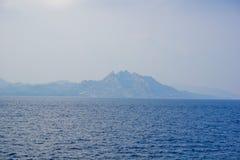 In i havet Royaltyfria Foton