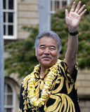 ` I Hawai губернатора Стоковая Фотография RF