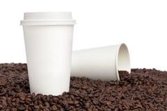 I Heart Coffee Royalty Free Stock Photography