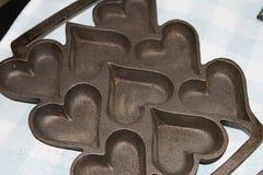 I Heart Cookies Stock Photography