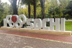 I, heart, inscription Sochi