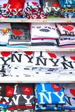 I Heart NY T-shirts royalty free stock image