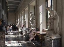 I HermitageMuseumen arkivbild