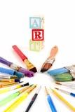 I het Art. van het Hart Stock Afbeelding