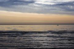 I horisonten Royaltyfria Foton