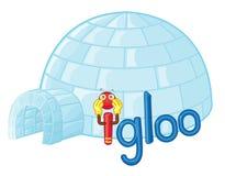 I for igloo Stock Photography