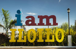 I am Iloilo Royalty Free Stock Photos