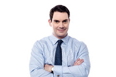 I am joined as a manager here. stock photos