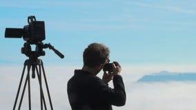I kulisserna av videographerskyttetimelapse SF lager videofilmer