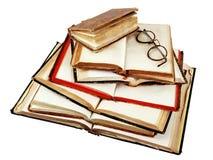 I libri antichi immagine stock libera da diritti