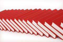 I libri delle pile di libro imparano Fotografia Stock