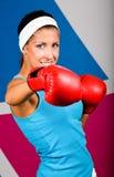 I like boxing! Royalty Free Stock Photography