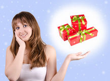 I like Christmas Royalty Free Stock Image