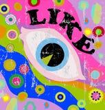 LIKE - Social networks Stock Image