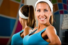 I Like Fitness royalty free stock photo