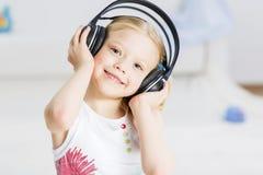 I like listen music royalty free stock photo