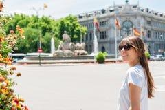 I like Madrid Royalty Free Stock Photos
