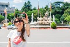 I like Madrid Royalty Free Stock Photo