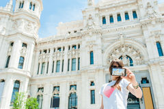 I like Madrid Royalty Free Stock Image